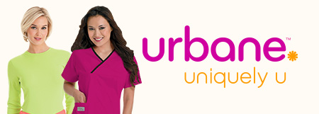 Medical, Veterinary, and Nursing Fashions | Urbane Scrubs